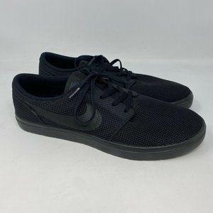 Nike Mens SB Portmore II Ultralight shoes sz 11.5